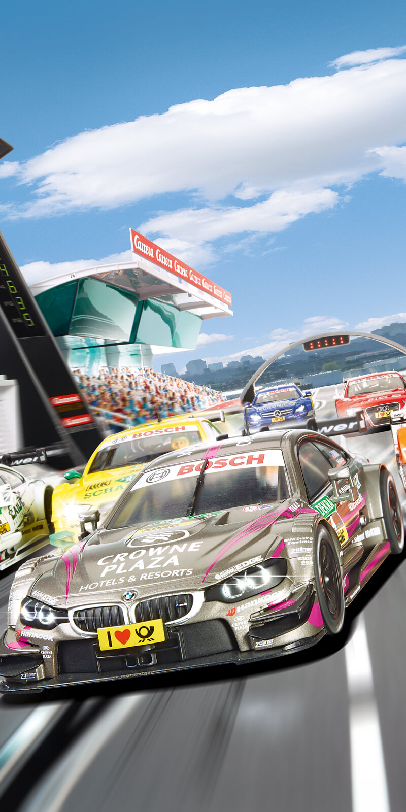 The DTM route planner